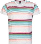 Protest CONOR T-Shirt Heren - Sangria - Maat L
