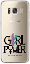 Samsung Galaxy S8 Plus siliconen hoesje