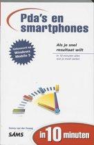 In 10 minuten Pda's en smartphones in 10 minuten