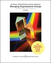 Managing Organizational Change 3e ed