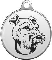 Welsh Terrier Tommy Tag W006