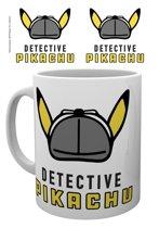 Detective Pikachu Hat Icon