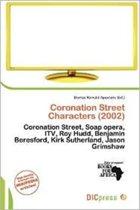 Coronation Street Characters (2002)