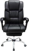 Bureaustoel zwart, flexibel instelbaar, hoog zitcomfort, modern design