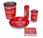 DSM Coca Cola Dienblad - � 33 cm - Aluminium