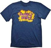 Bubble Bobble T-Shirt Vintage Logo Size M