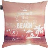 KA Beach Party Coral 45x45