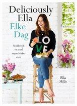 Omslag van 'Elke Dag Deliciously Ella'