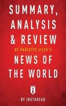 Summary, Analysis & Review of Paulette Jiles's News of the World by Instaread