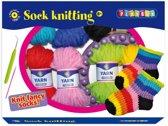 Sock knitting / Sokken breien set 8+