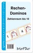 Rechen-Dominos. Zahlenraum bis 10