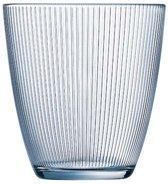 Luminarc Strippy Waterglas - 25 cl- Set-3