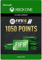 FIFA 18: Ultimate Team -  1.050 Points - Xbox One