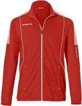Masita Barca Junior Trainingsjack - Jassen  - rood - 140