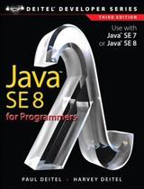 Java SE8 for Programmers