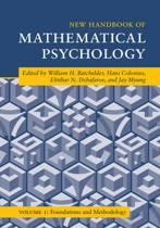 Cambridge Handbooks in Psychology New Handbook of Mathematical Psychology