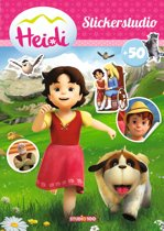 Heidi : stickerboek