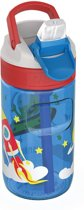 Kambukka Lagoon Kids Waterfles - 400 ML - Happy Alien - Spout lid