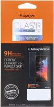 Spigen Glas tR Slim Samsung Galaxy A7 2018 Tempered Glass - 608GL25987