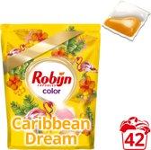 Robijn DuoCaps Caribean Dream Wasmiddel - 42 wasbeurten - 3 x 14 stuks