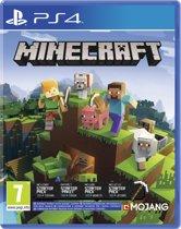 Cover van de game Minecraft Bedrock editie - PS4