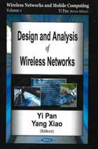 Design & Analysis of Wireless Networks