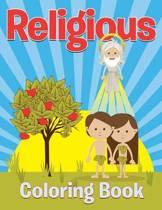 Religious Coloring Book