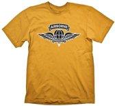 Wolfenstein 2 T-Shirt Airborne (Maat XL)