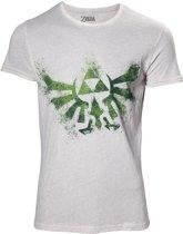 ZELDA - T-Shirt PREMIUM Hyrule Nappy (XL)