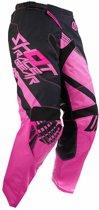 Shot Crossbroek Contact Claw Neon Pink-26
