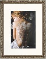 Henzo CHIC BAROQUE - Fotolijst - 30 x 40 cm - Fotoformaat 30 x 40 / 20 x 30 cm - Champagne