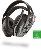 Plantronics RIG 800HX Stereo Official Licensed Wireless Gaming Headset – zwart (Xbox One)