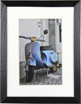 Fotolijst - Henzo - Umbria - Fotomaat 15x20 - Zwart