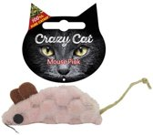 Crazy Cat Mouse roze vol met Catnip
