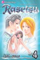Rasetsu, Vol. 4