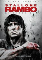 RAMBO 4 - Limited Edition - extended cut [steelbook]