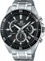 Casio Edifice EFR-552D-1AVUEF Horloge - Staal - Zilverkleurig - 47 mm