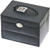 Davidt's - juwelenkist - zwart - automatic