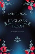 Omslag van 'Glazen troon 1 - De glazen troon'