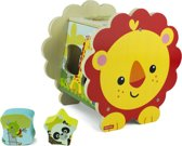 Fisher Price leeuwen blokkendoos