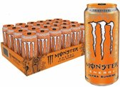 Monster Energy Ultra 12x 500ml Sunrise