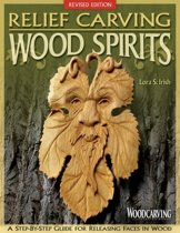 Relief Carving Wood Spirits, Rev Edn