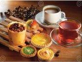 XL Legpuzzel 400 stuks High Tea