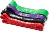 Resistance Bands Set | Power Band | Fitness Elastiek | Weerstandsbanden - Package Deal