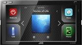JVC KW-M540BT - bluetooth bellen/muziek streamen - spotify