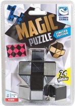 Clown Magic puzzle Silv. 24dlg.