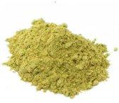 Biologische citroengras gemalen 1 Kilo