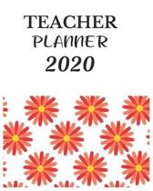 Teacher Planner: Weekly and Monthly Teacher Planner - Academic Year Lesson Plan and Record Book for Teachers)