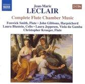 Leclair: Sonatas For Flute And B.C.