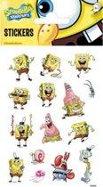 Stickers Spongebob 2 3 vellen